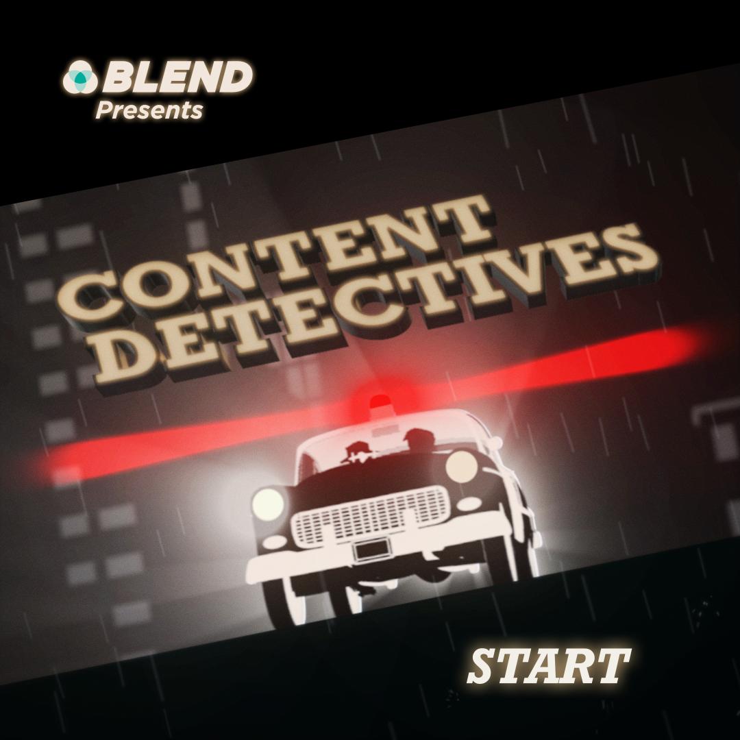 Content Detectives